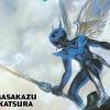 Couverture de Wingman de KATSURA Masakazu chez Tonkam