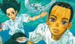 Couverture du volume 1 de Les enfants de la mer de Daisuke Igarashi chez Sarbacane