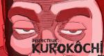 Couverture du tome 1 de Inspecteur Kurokôchi de NAGASAKI Takashi et KONO Kôji chez Komikku Editions