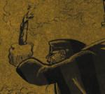 Couverture du tome 1 de Les vents de la colère de YAMAGAMI Tatsuhiko chez Akata