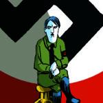 Couverture de Hitler de MIZUKI Shigeru chez Cornélius