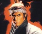 Couverture de Miyamoto Musashi de Shotaro ISHINOMORI chez Kana