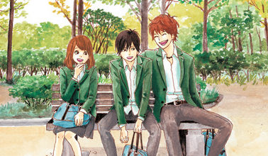Couverture de Orange de TAKANO Ichigo chez Akata