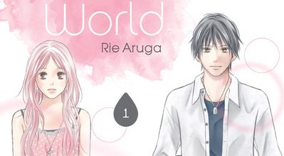 Couverture de Perfect World, 1 de ARUGA Rie chez Akata