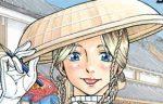 couverture de Isabella Bird de SASSA Taiga publié chez Ki-oon