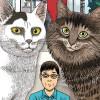 Le Journal des chats de Junji Ito chez Tonkam