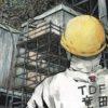 Couverture de Au coeur de Fukushima, journal d'un travailleur de la centrale nucléaire 1F de TATSUTA Kazuto chez Kana