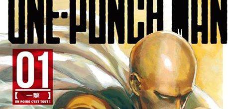 Couverture du volume 1 de One-Punch Man de ONE et MURATA Yusuke publié par Kurokawa