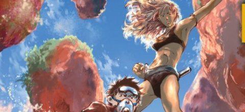 couverture de Rafnas de SHIRAI Yumiko publié chez Komikku Editions