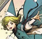 couverture de l'Atelier des sorciers de Kamone SHIRAHAMA publié par Pika